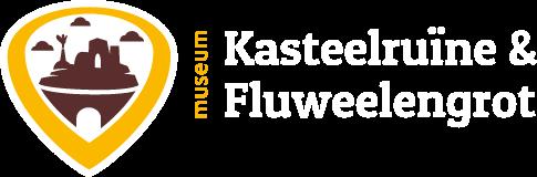 Kasteelruine Fluweelengrot Valkenburg logo
