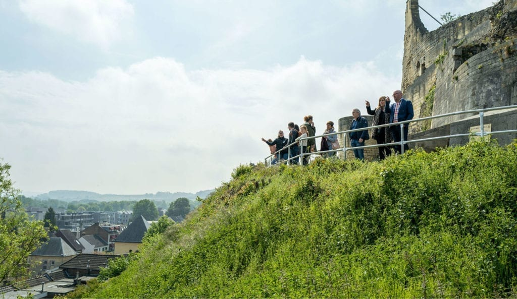 Ontdek Nederlands enige hoogteburcht in Valkenburg